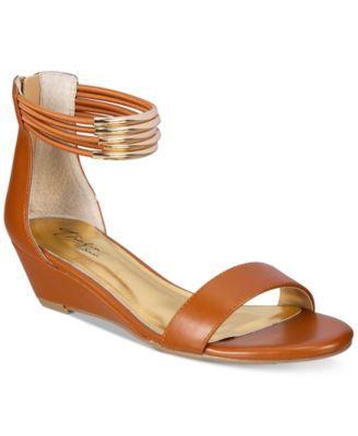 2cb437530e16 Thalia Sodi Leyna Wedge Sandals