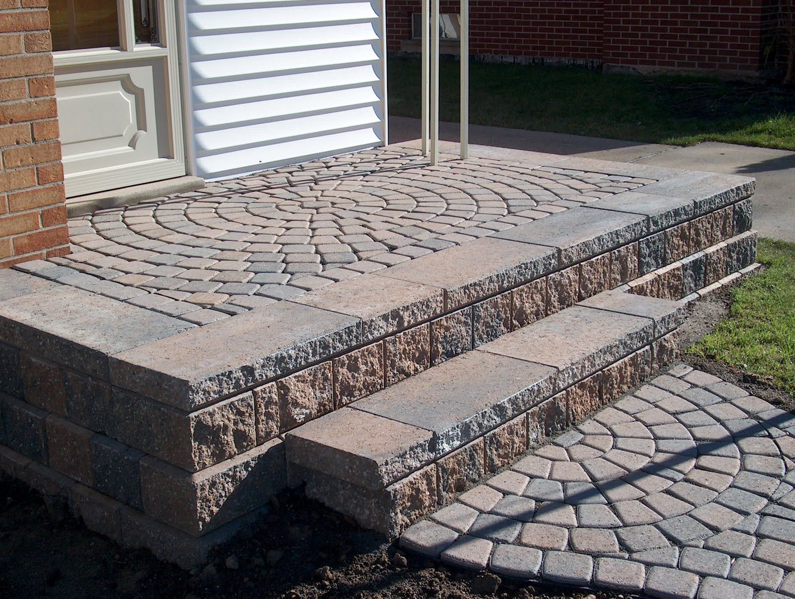 Brick Pavers Canton Plymouth Northville Patios Repair Cleaning Sealing Patio Building A Fence Patio Repair