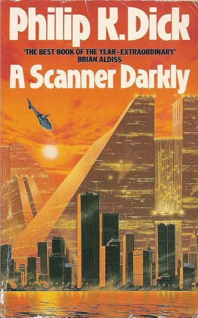 Phillip dick a scanner darkly