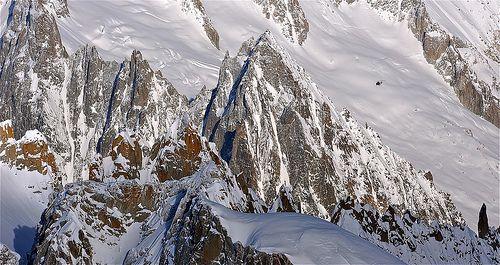 photo boillon christophe / photo montagne panoramique / voyage au coeur du massif du mont-blanc à 3850m
