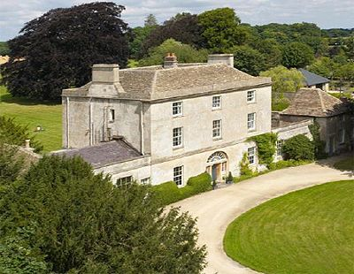 Chutch House Wiltshire For Sale