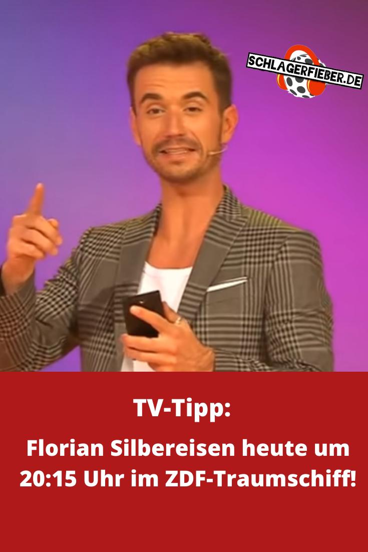 Florian Silbereisen Sein stürmischer Start als ZDF