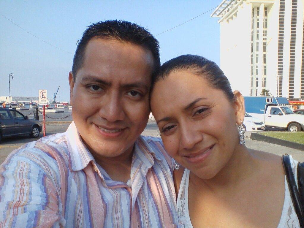 Paseando en Veracruz