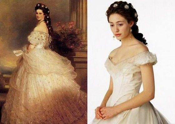 Abito Da Sposa Tipo Principessa Sissi Eleganti Modelli Di Abiti