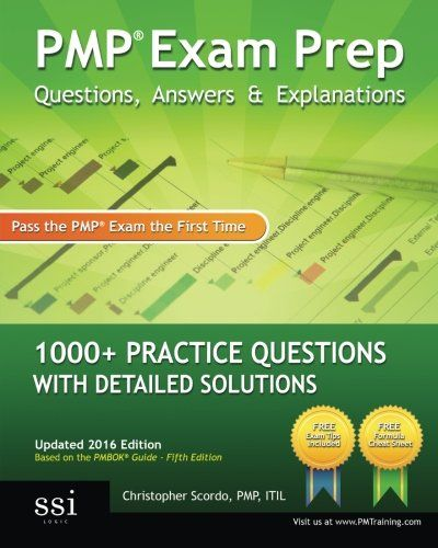 Download free pmp exam prep questions answers explanations 1000 download free pmp exam prep questions answers explanations 1000 practice questions with detailed fandeluxe Choice Image