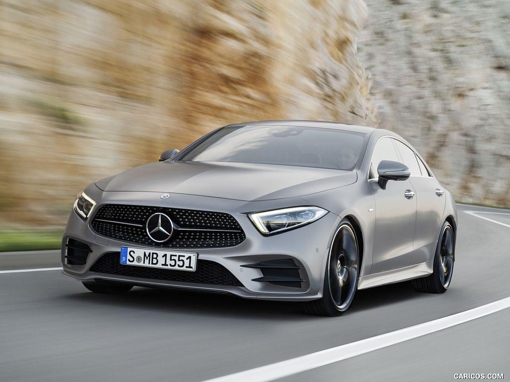 2019 Mercedes Benz Cls Wallpaper Mercedes Benz Cls Mercedes Cls