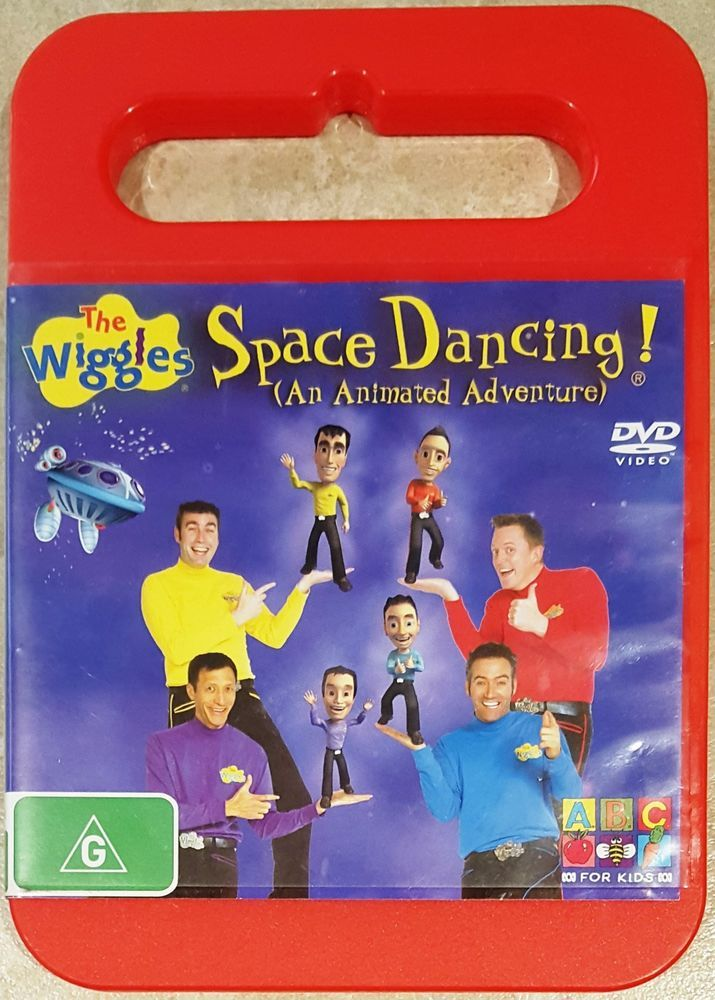 The Wiggles - Space Dancing! (An Animated Adventure) ABC ...