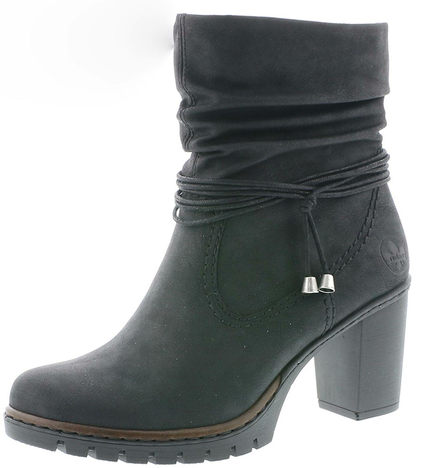 36-41 Gefütterte Damen Stiefeletten Overknee Boots Stiefel Winterschuhe Neu Gr