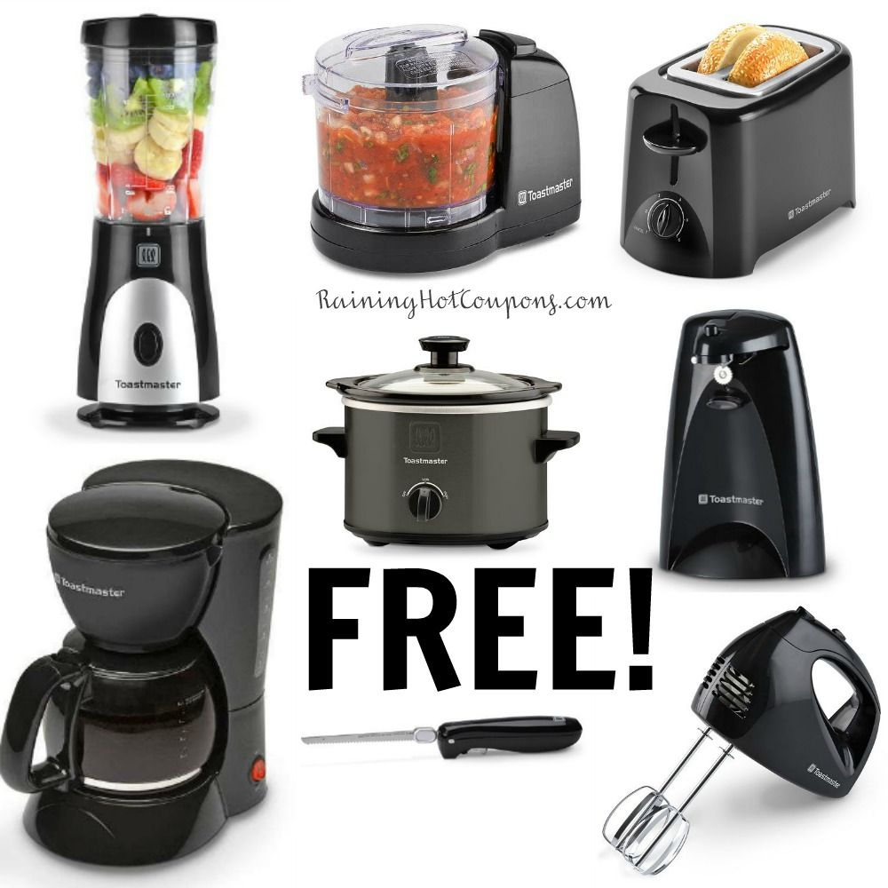 Kohl S 3 Free Kitchen Appliances 5 Moneymaker Kitchen