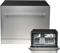 TSGE 706 Einbau-Tisch-Geschirrspüler | Compact Dishwashers ... | {Tischgeschirrspüler 73}