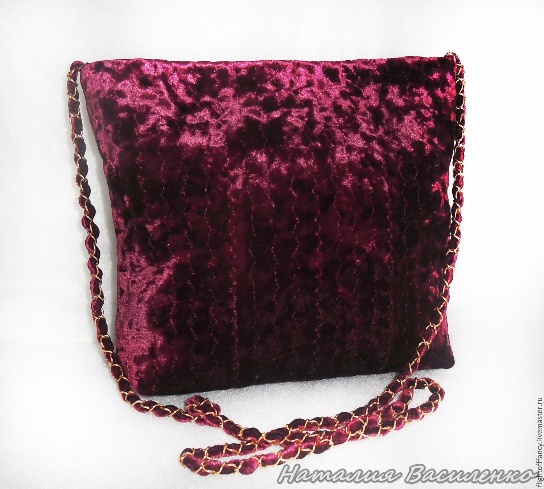 f322a50183e9 Женские сумки ручной работы. Сумочка и косметичка