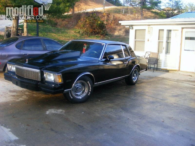 1979 Chevy Monte Carlo   Cars/Trucks I Want To Build   Pinterest ...