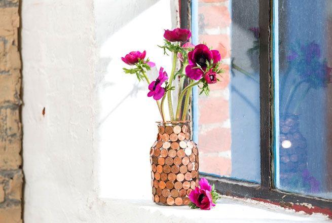 10 Genial Einfache Deko Ideen Fruhling Deko Pinterest