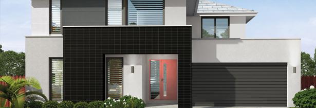 New home designs and floor plans also jg king the crescendo cosmopolitan facade visit www rh pinterest