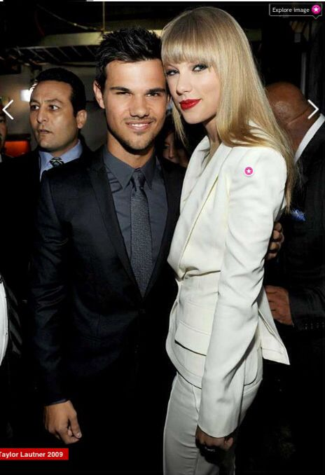 I have always known that even if they broke up, they still remained good friends. That's why for me, Taylor Lautner was the best boyfriend for Taylor Swift :)