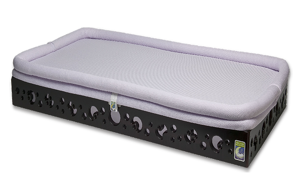 safest crib mattress for baby tummy sleeping, breathable
