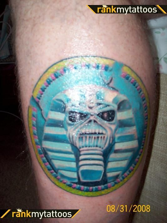 Iron Maiden Somewhere in Time Live - YouTube  |Iron Maiden Somewhere In Time Tattoo