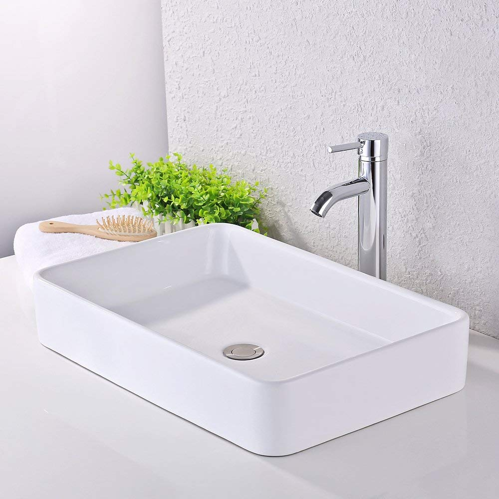 Sleek Modern And Elegant European Basin Design With Extra Smooth