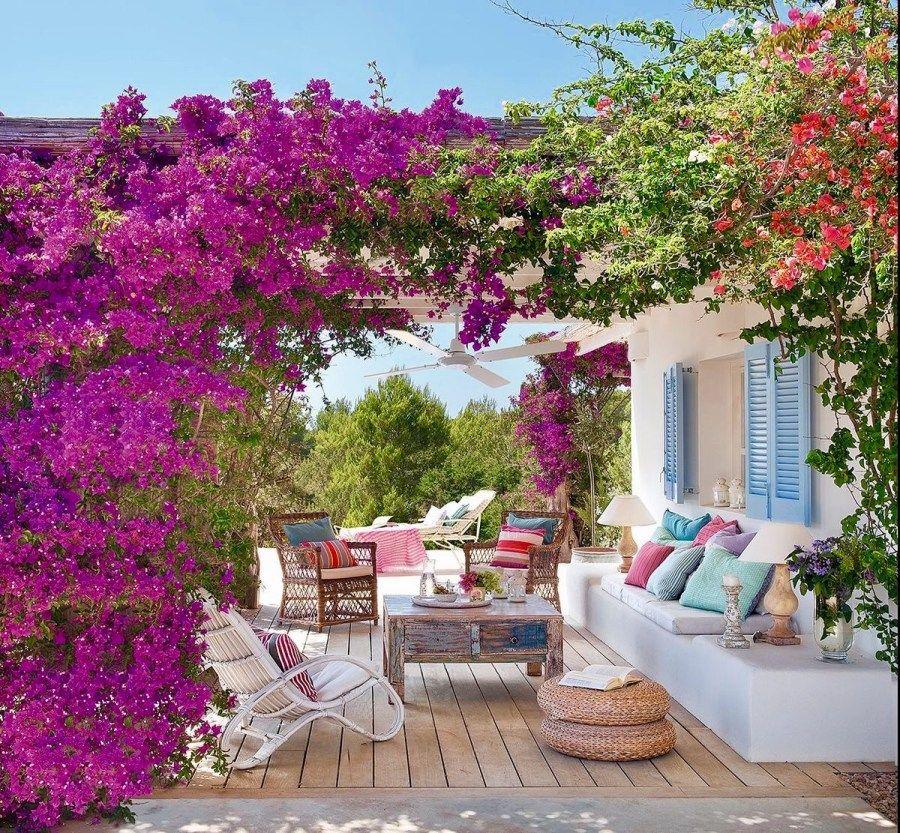 13 Idee Per Il Terrazzo O La Veranda Giardino Idee