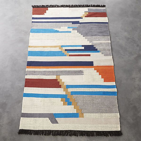 Building Blocks Rug | CB2