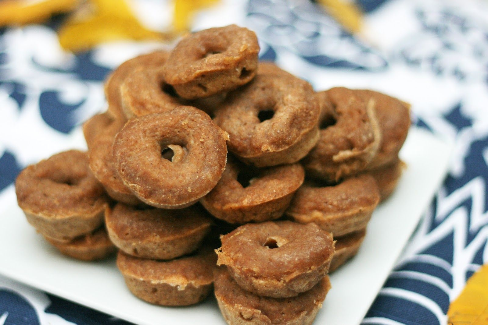 Mix it Up: Healthier Apple Cider Donuts