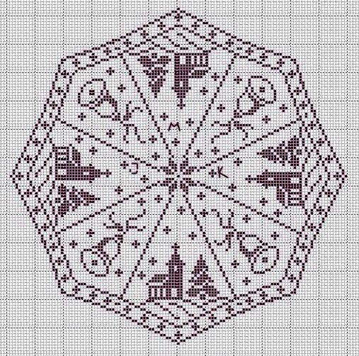 Pin von Orlie Severson auf Crocheting | Pinterest | Weihnachten ...