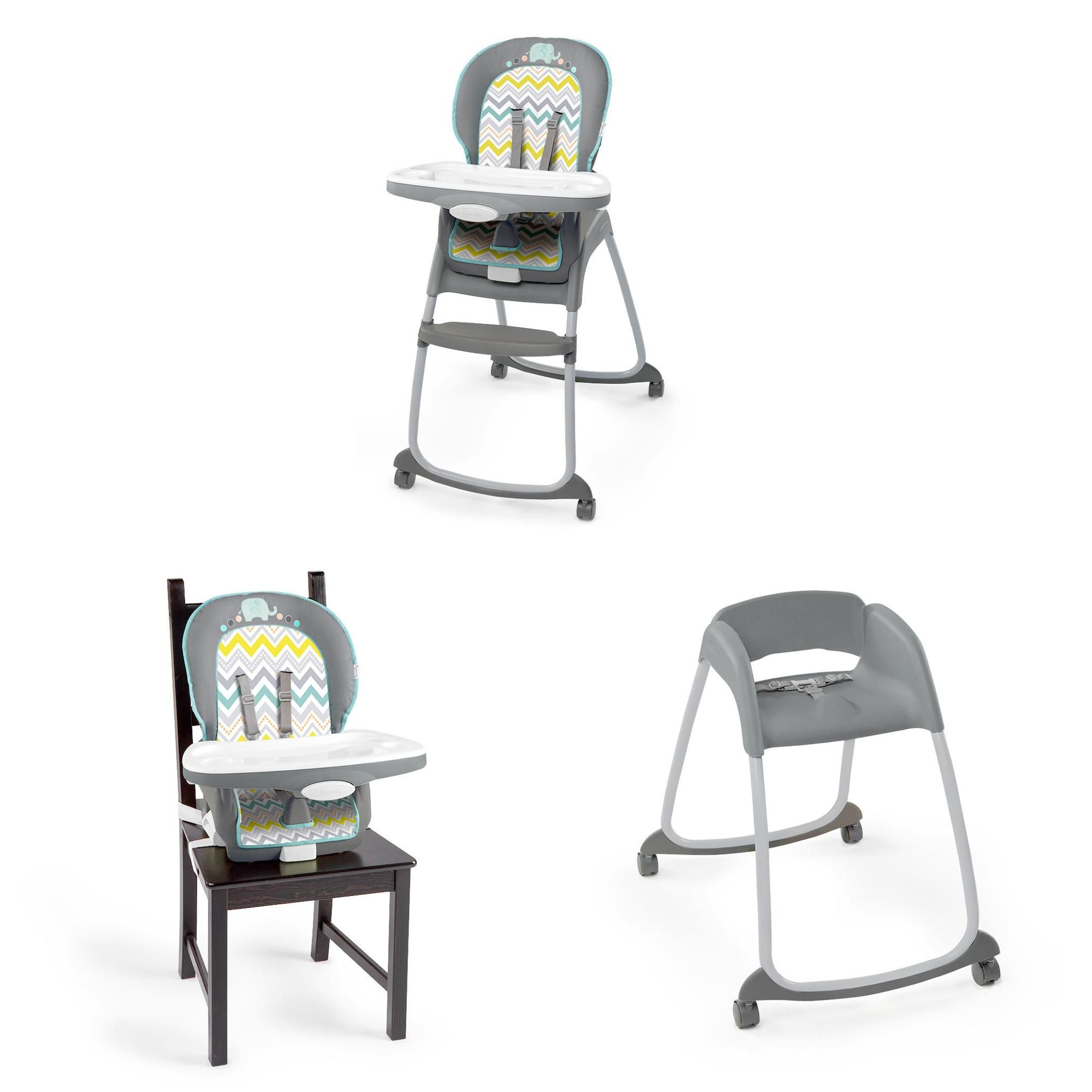 Ingenuity Trio 3 In 1 High Chair Avondale Walmart Com In 2020