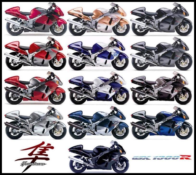 All Suzuki Models Ever Built