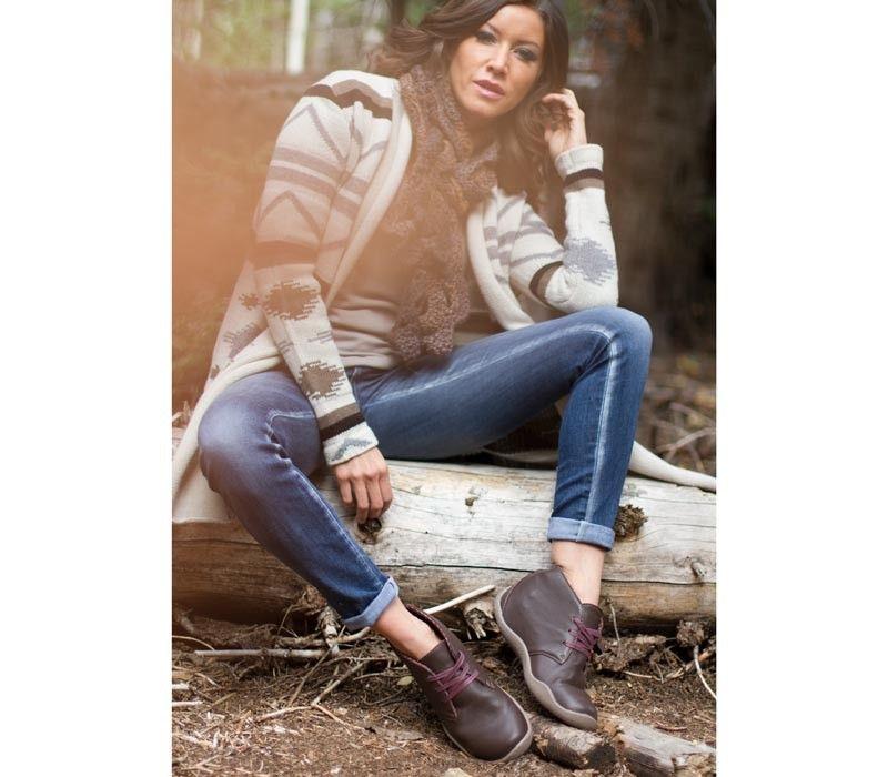 95ec679f8ae5c Aalto Chukka Boot - Women's Urban Casual Boot | KURU Style for Women ...