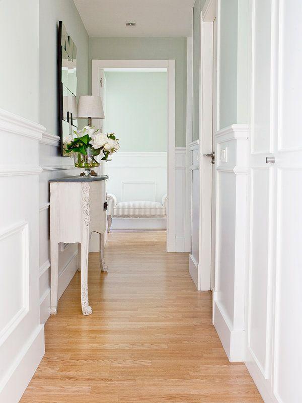 Decorar El Pasillo Guia Definitiva Molduras Salon Pinterest - Decoracion-en-pasillos