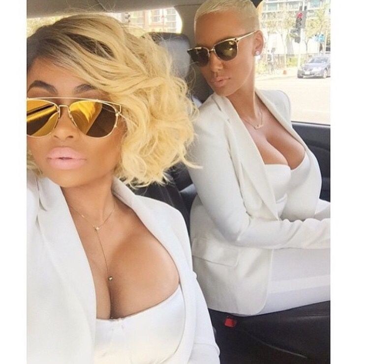 Blac chyna and amber rose twerking 10