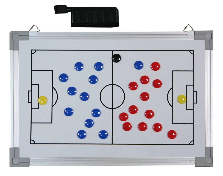 Double Sided Soccer Coaching Board Google Search Soccer Coaching Football Bedroom Marker Board