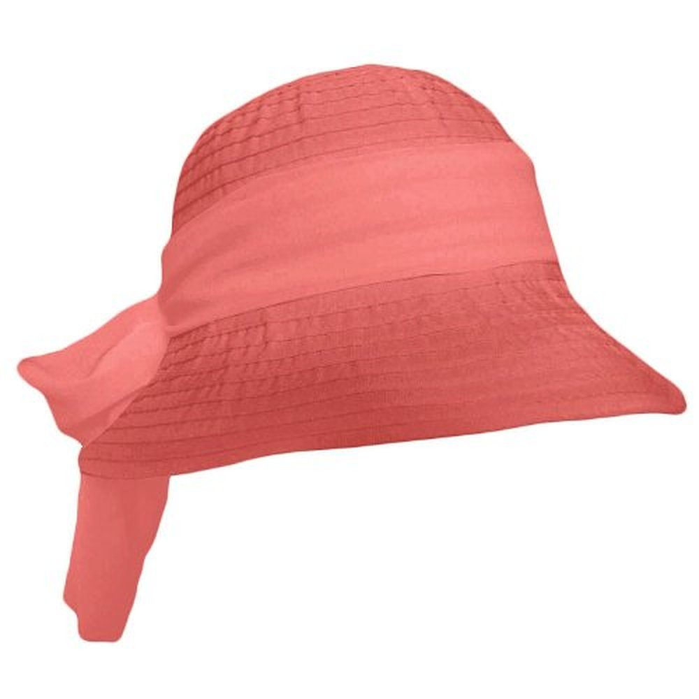 ac9fd214be676 Foldable Roll Up Cloche Sun Hat w  Wide Brim
