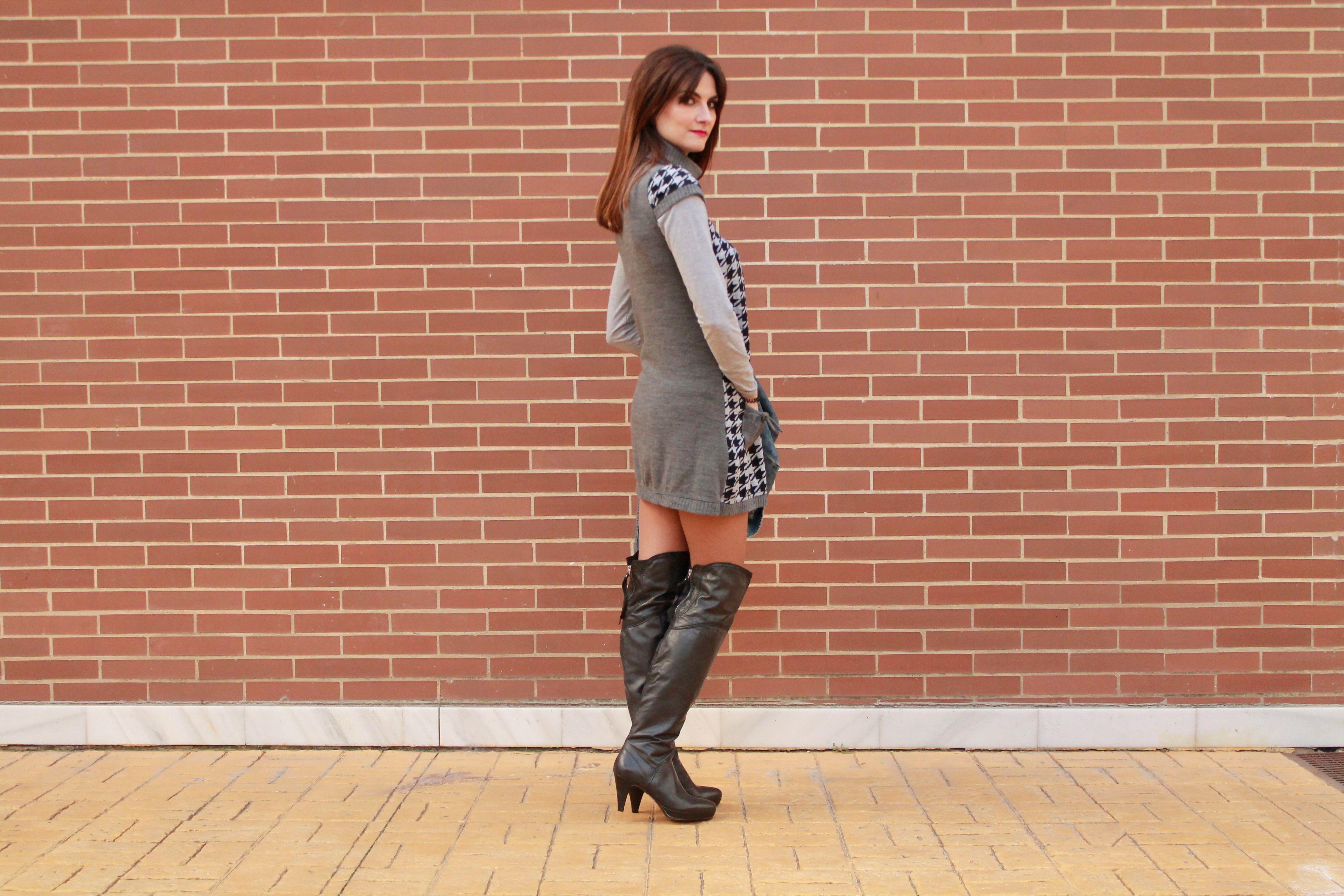 Over-the-Knee Boots  #kissmylook
