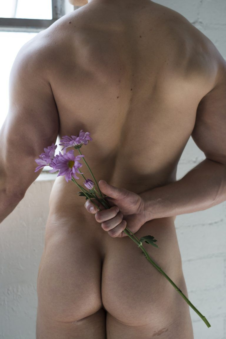 Naked male d by men gay he slips his spear