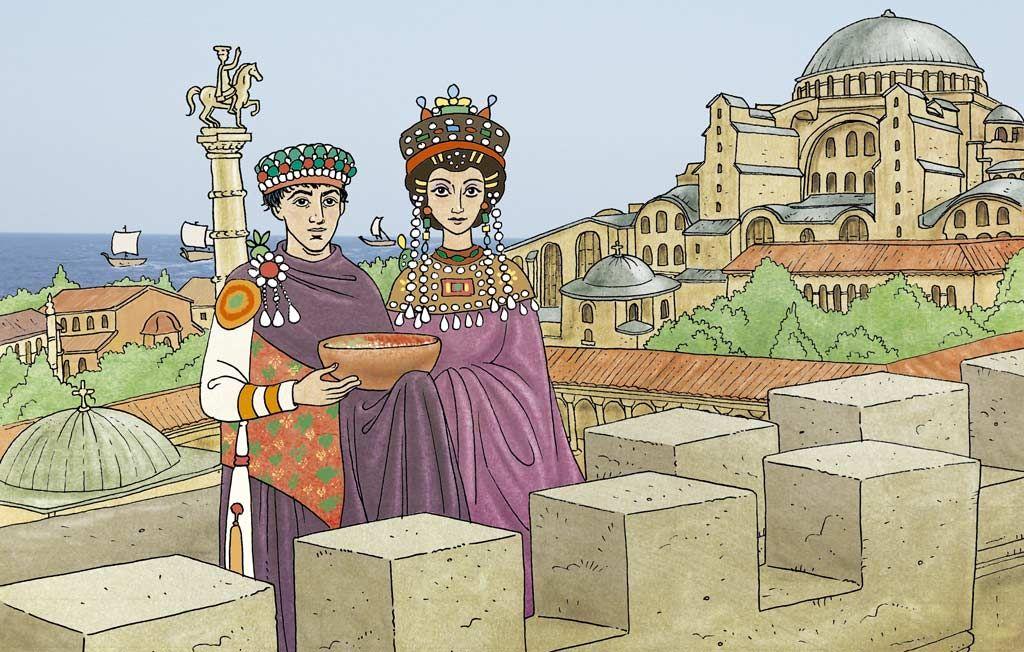 Imperio Bizantino La Segunda Roma Auge Y Caida Imperio Bizantino Imperio Imperio Romano