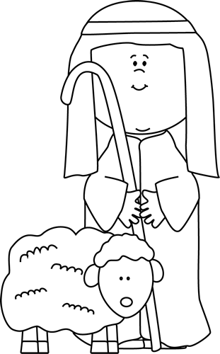 46++ Jesus is the good shepherd coloring page free download