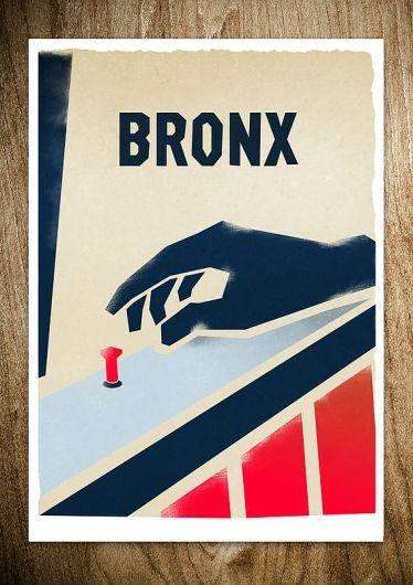 BRONX - THE DOOR TEST - Rocco Malatesta Posters \u0026 Prints