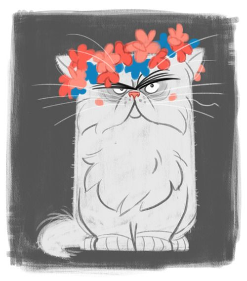 093: The Flower Crown Didn't say whether or not he had to like the crown ;) Although I do have a question. What is the deal with flowe...