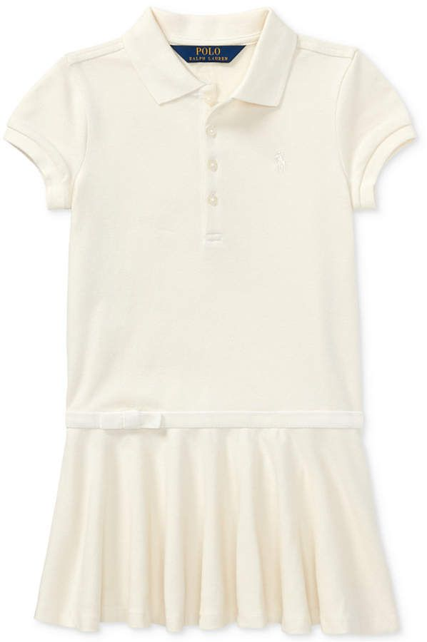 b90ef4acf Polo Ralph Lauren Ralph Lauren Pleated Polo Dress, Toddler Girls ...