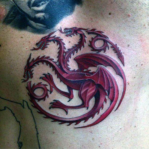 Photo of 80 Game Of Thrones Tattoo Designs für Männer – Westeros Ink Ideen