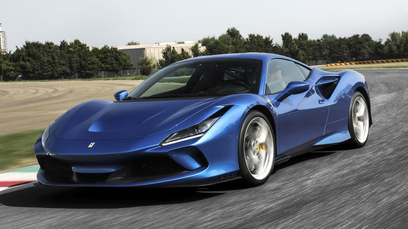 2020 Ferrari F8 Tributo First Drive Review Italian Warp Drive Ferrari First Drive New Ferrari