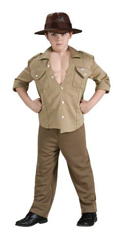 6b87c0ff088b5 Deluxe Muscle Chest Indiana Jones Costume   niftywarehouse.com   NiftyWarehouse  IndianaJones  GeorgeLucas  HarrisonFord  Movies