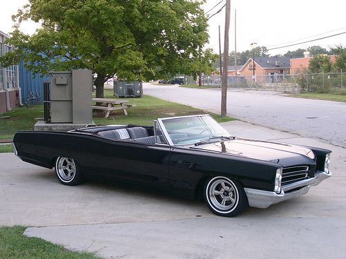 1966 pontiac bonneville 100 car garage pinterest for Garage auto bonneville