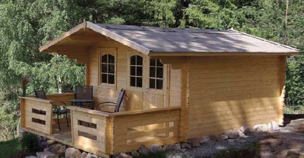 Amazing Little Log Cabin For Less Than 5k.....home Based Massage