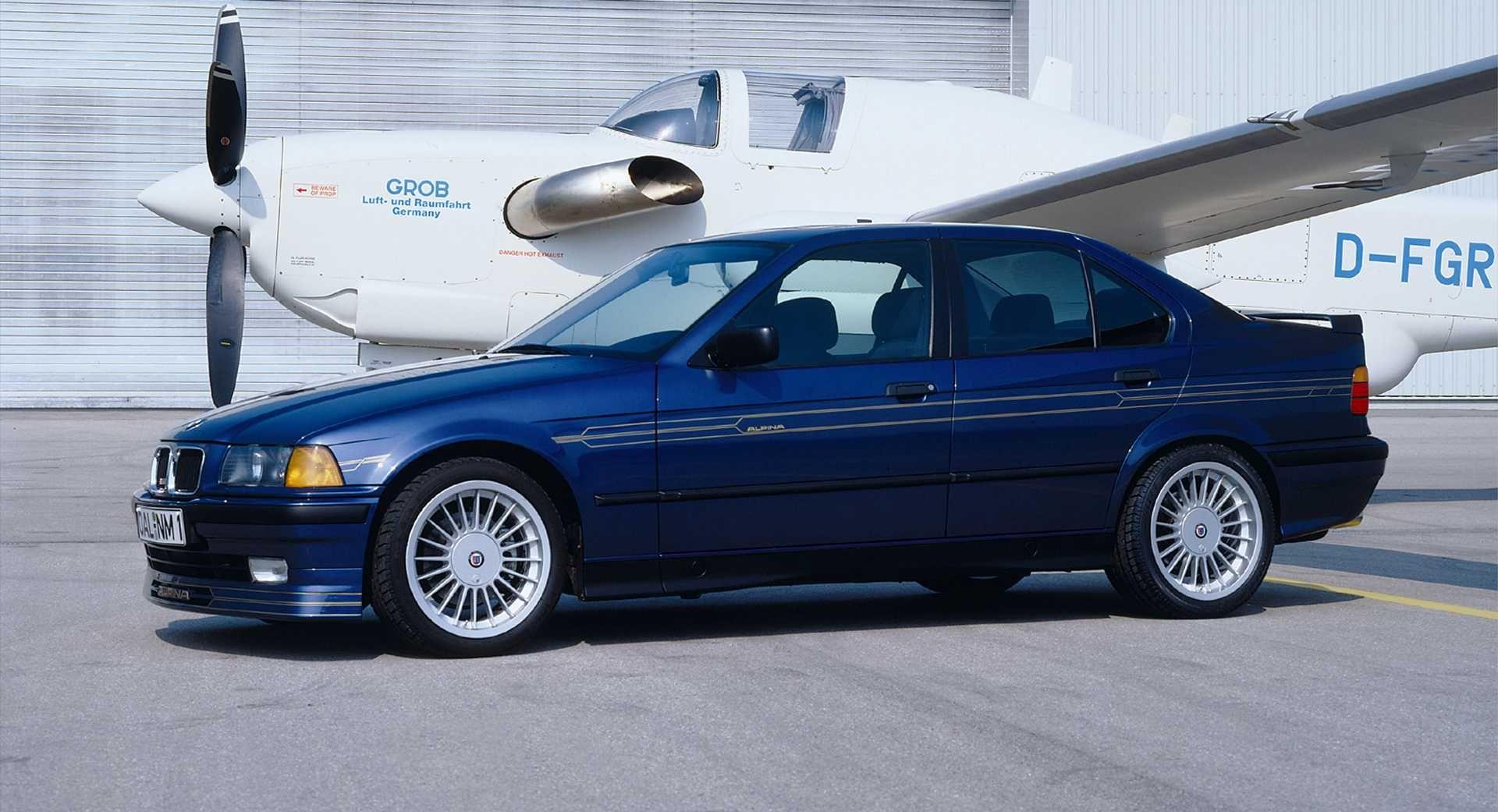 E36 Alpina BMW B6 2 8 BMW Hell Yeah Pinterest