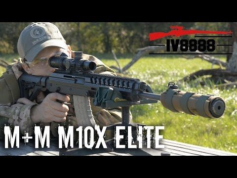 ABSOLUTELY AWESOME VIDEO: The M10X Elite Hybrid AK47 - Water N Woods