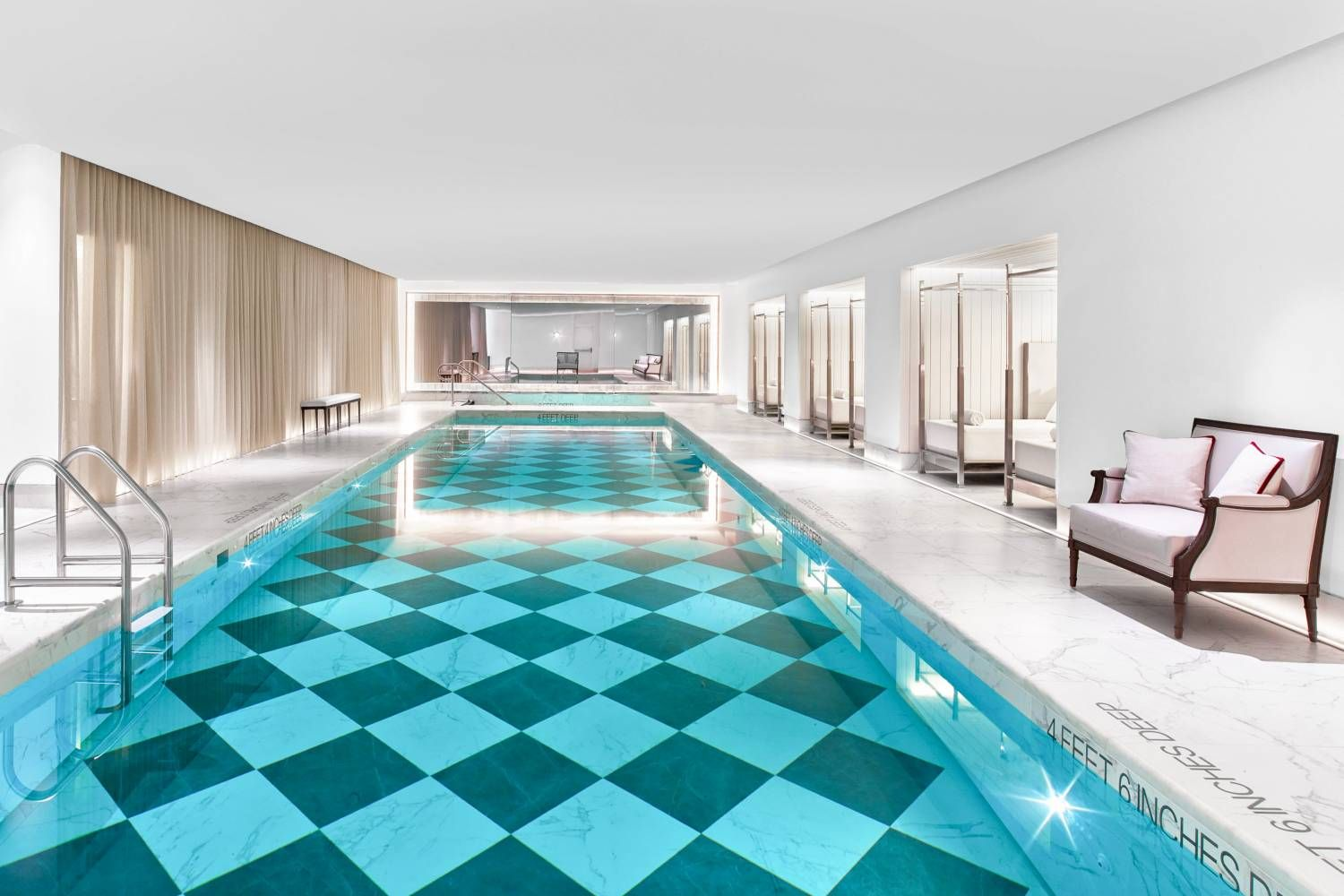 Nyc Hotels With Swimming Pools With Images Nyc Hotels Hotel