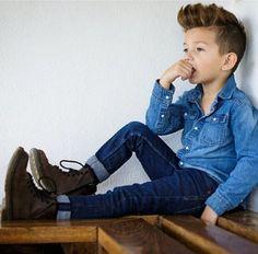 Inspiração: Fashion Kids | Moda Para Homens