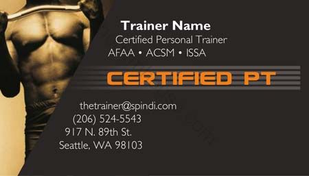Personal Trainer Business Cards From Gym Marketing Bodyrm 8 Personal Trainer Business Card Personal Trainer Business Personal Business Cards Design